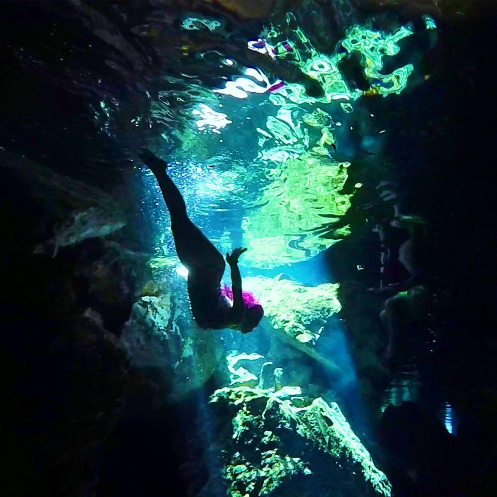 Os lugares mais surpreendentes para praticar snorkel do México