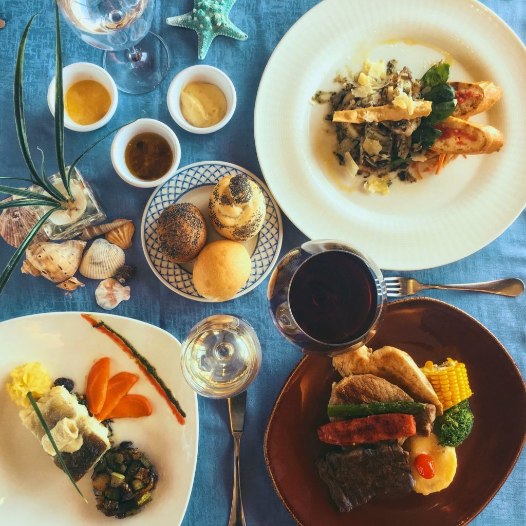Barcelo Stories gastronomia