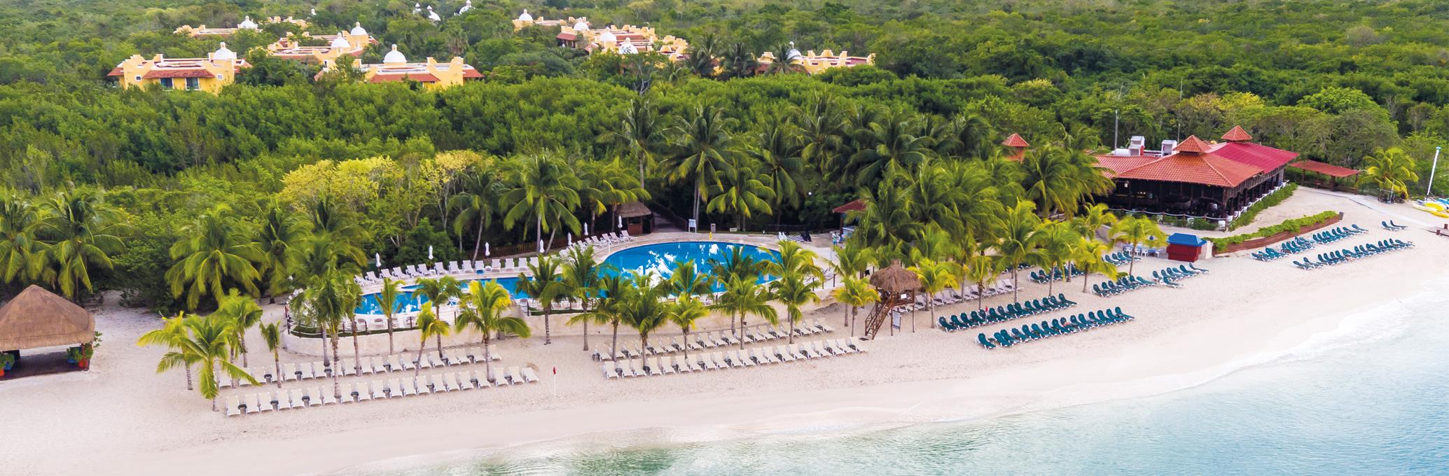 Cozumel hotels: Occidental Cozumel