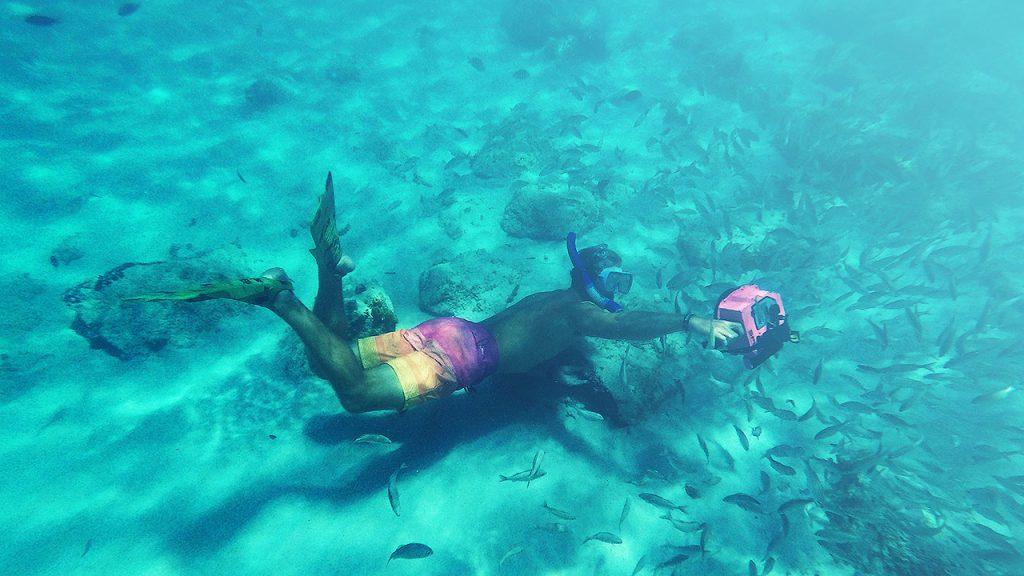 Enjoy an unforgettable vacation and the best Aruba scuba diving with @shangerdanger.