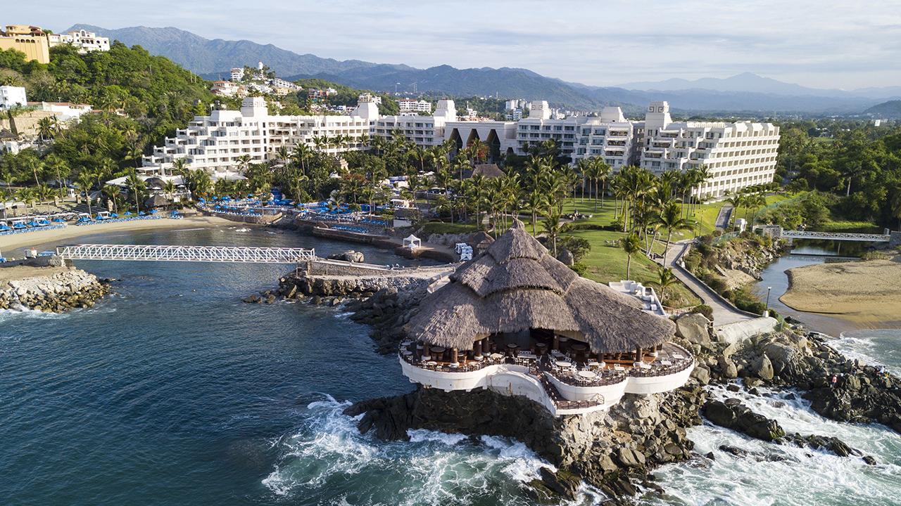 Costa do Pacífico México melhores hotéis: Barceló Karmina
