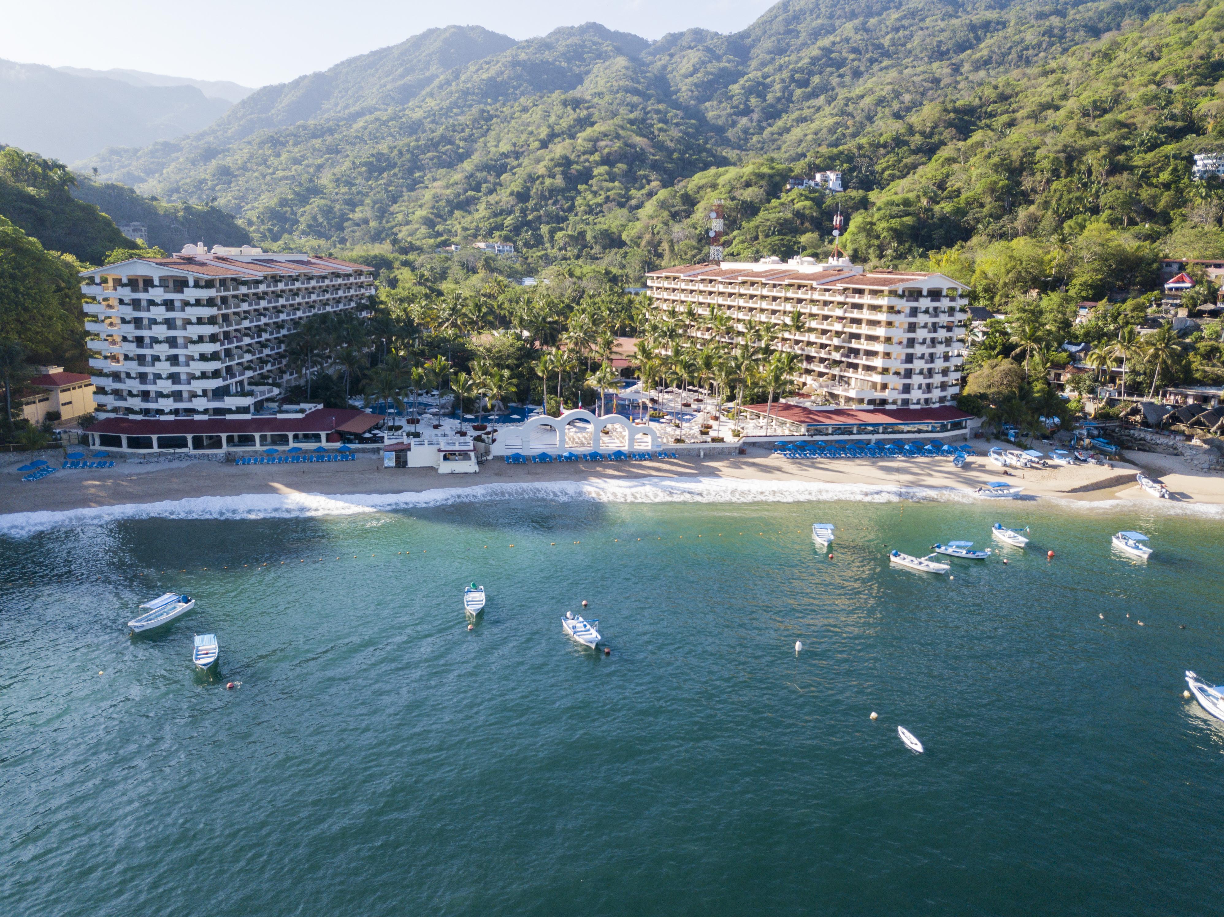 Onde viajar: Pacífico do México, hotel Barceló Puerto Vallarta
