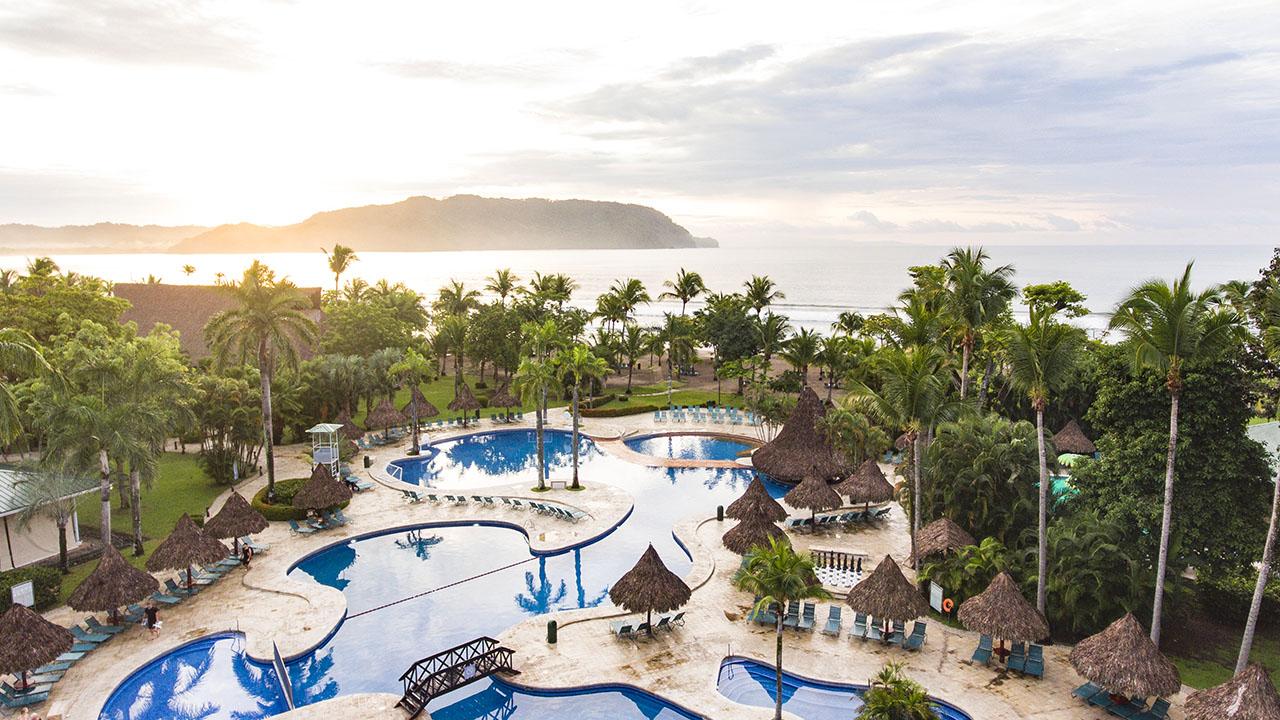 Férias na Costa Rica melhores praias: hotel Barceló Tambor