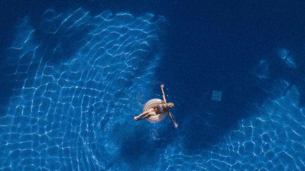 The best snorkeling in Mexico is in El Cielo, Playa del Carmen and Cara Jourdan didn't miss it.