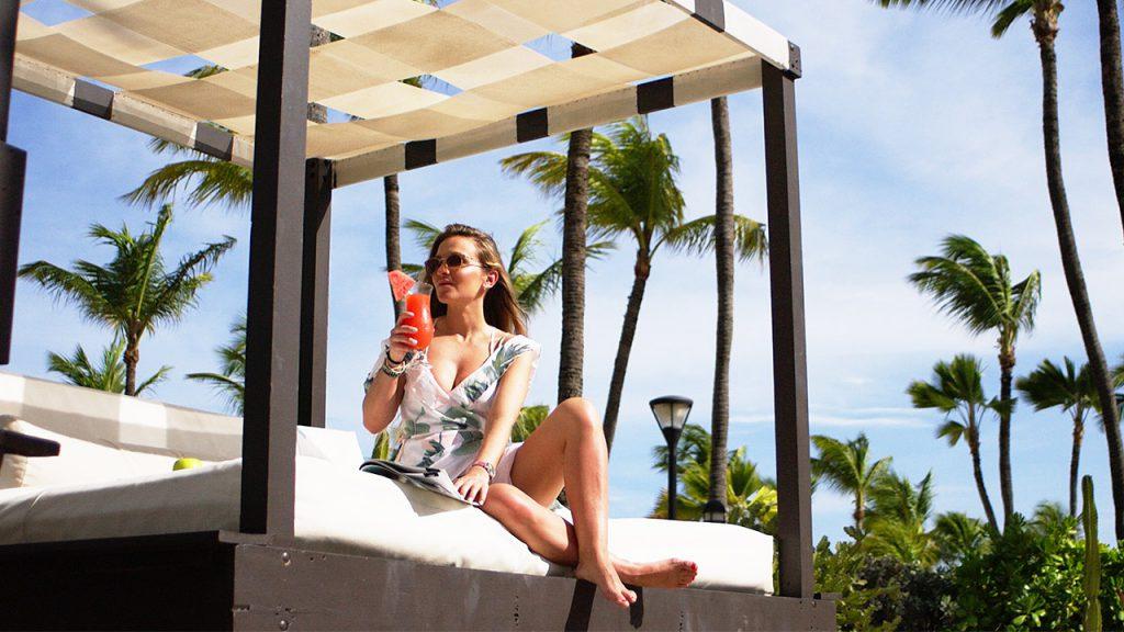 Uma dica para reservar os melhores hotéis em Aruba? A vista: os entardeceres da ilha são um must