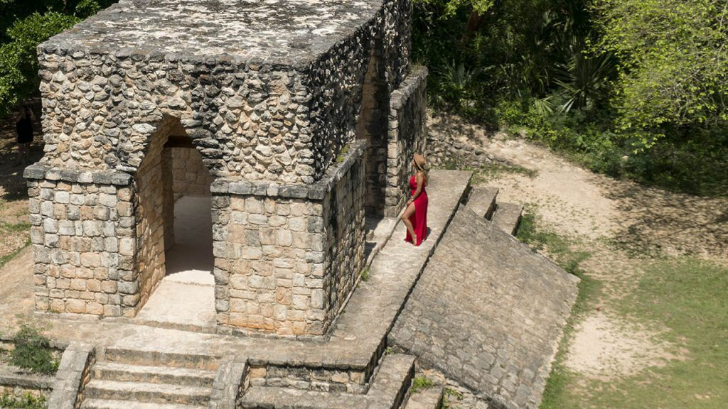 There are a thousand things to see in Riviera Maya, discover them all with Maria Philibert