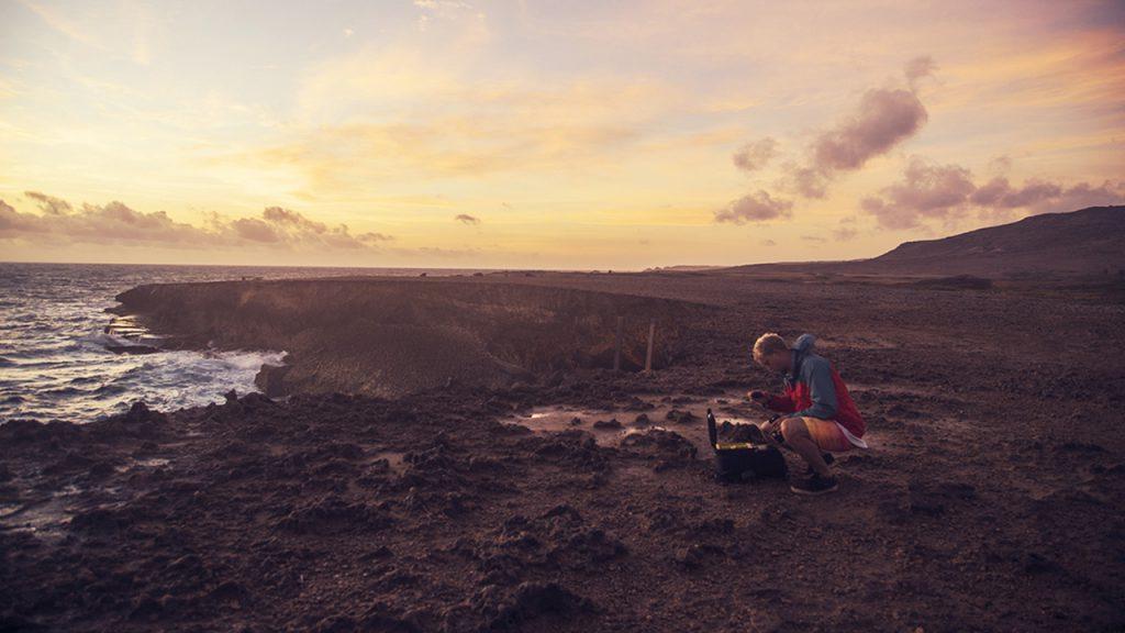 Descubra com @shangerdanger uma viagem para Aruba onde será fácil capturar as melhores fotografias