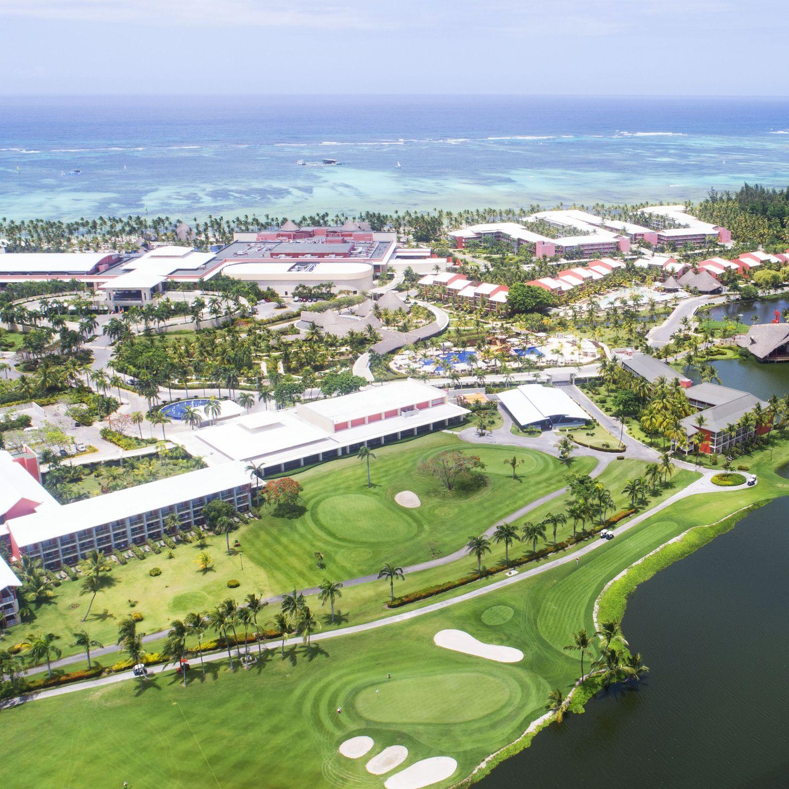 Um resort all-inclusive na República Dominicana é tudo o que você precisa para suas férias.