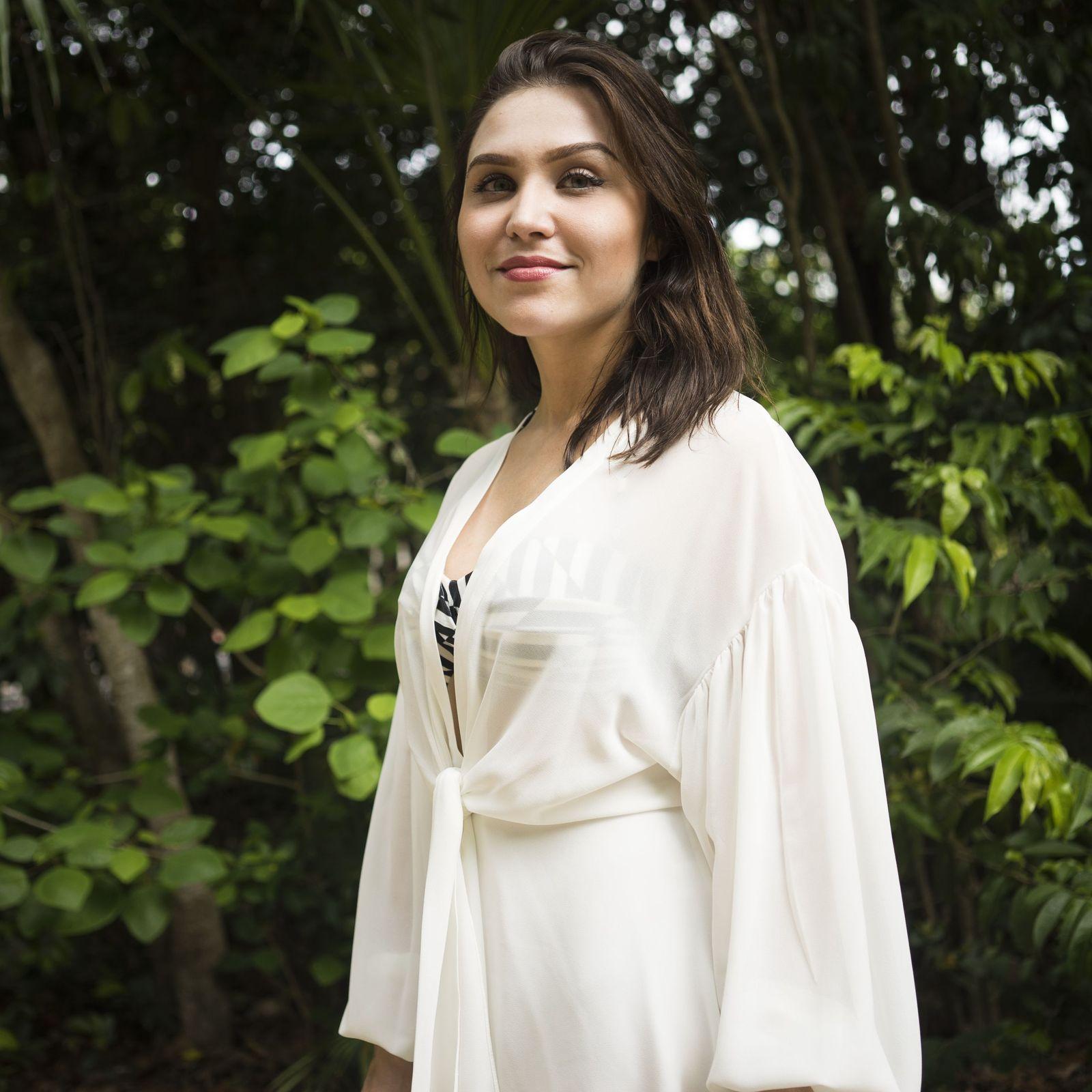 La influencer Chata de Galocha elige la Riviera Maya como destino para tomarse unos días de vacaciones de relax
