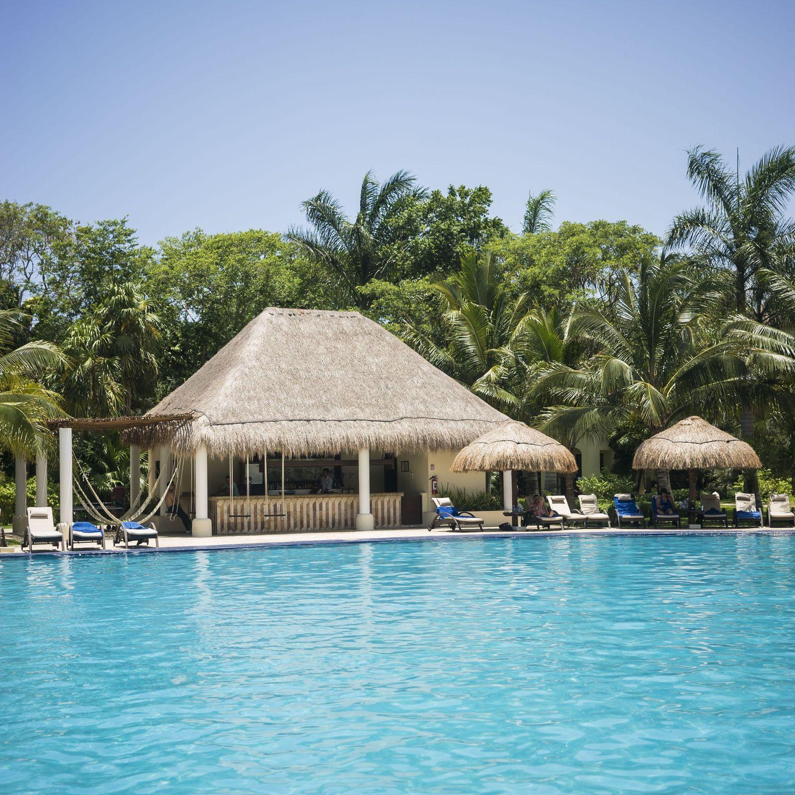 Hotéis para umas férias com crianças na Riviera Maya