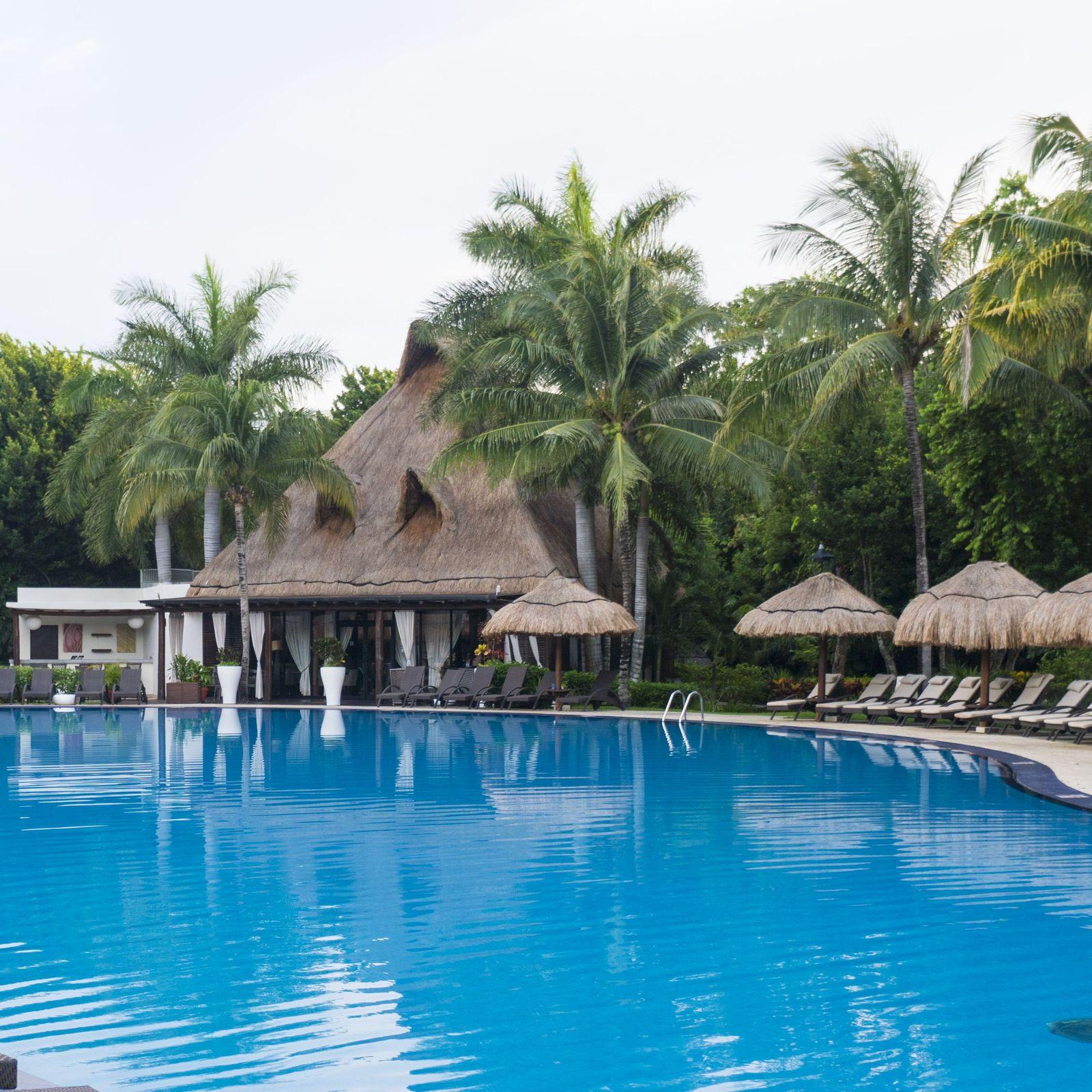 Occidental at Xcaret Destination é a melhor opção para aqueles que sonham com umas férias rodeados de palmeiras e natureza selvagem em plena Riviera Maya