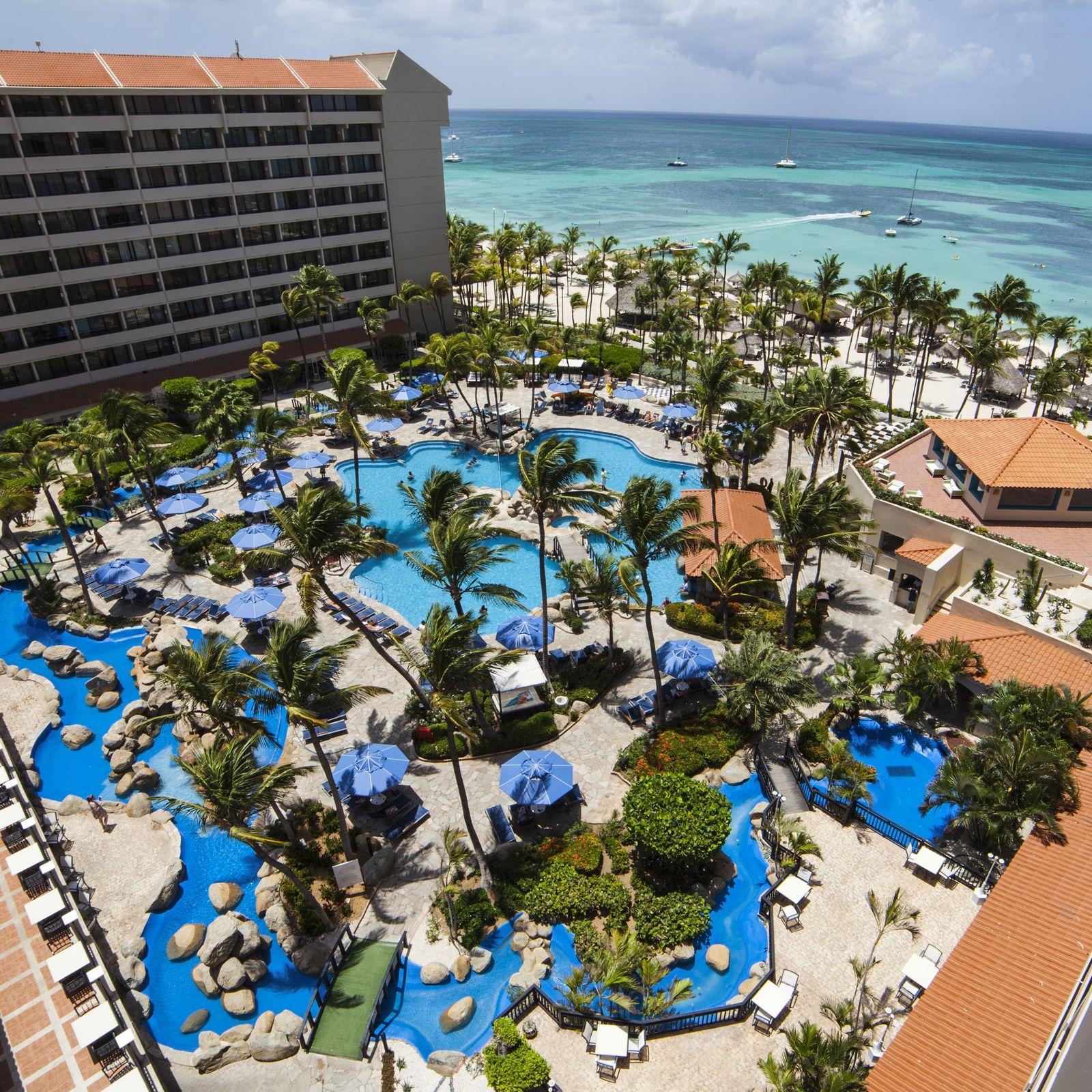 Mejor alojamiento en Aruba para una vacaciones en el Caribe