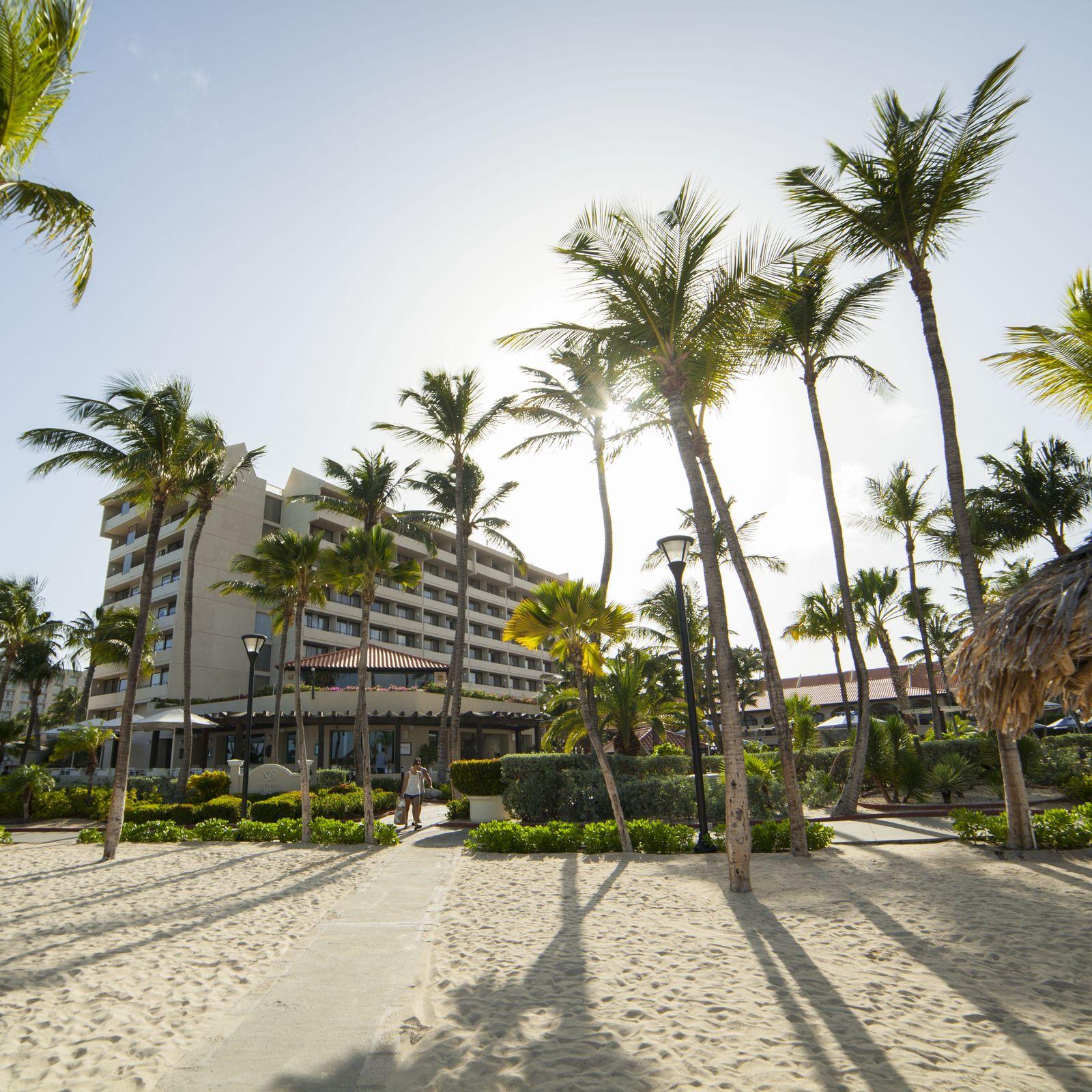 Férias românticas em casal no hotel Barceló Aruba