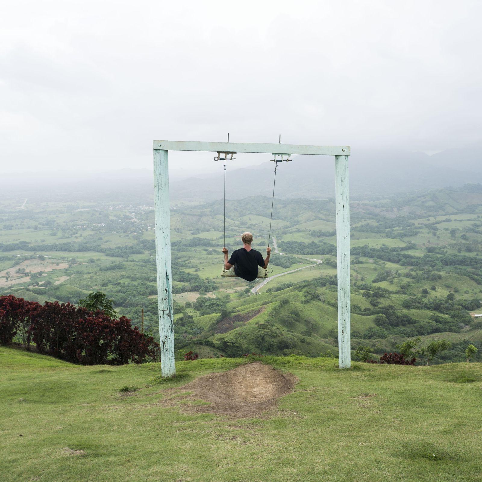 Montaña Redonda um lugar de visita orbigatória na República Dominicana