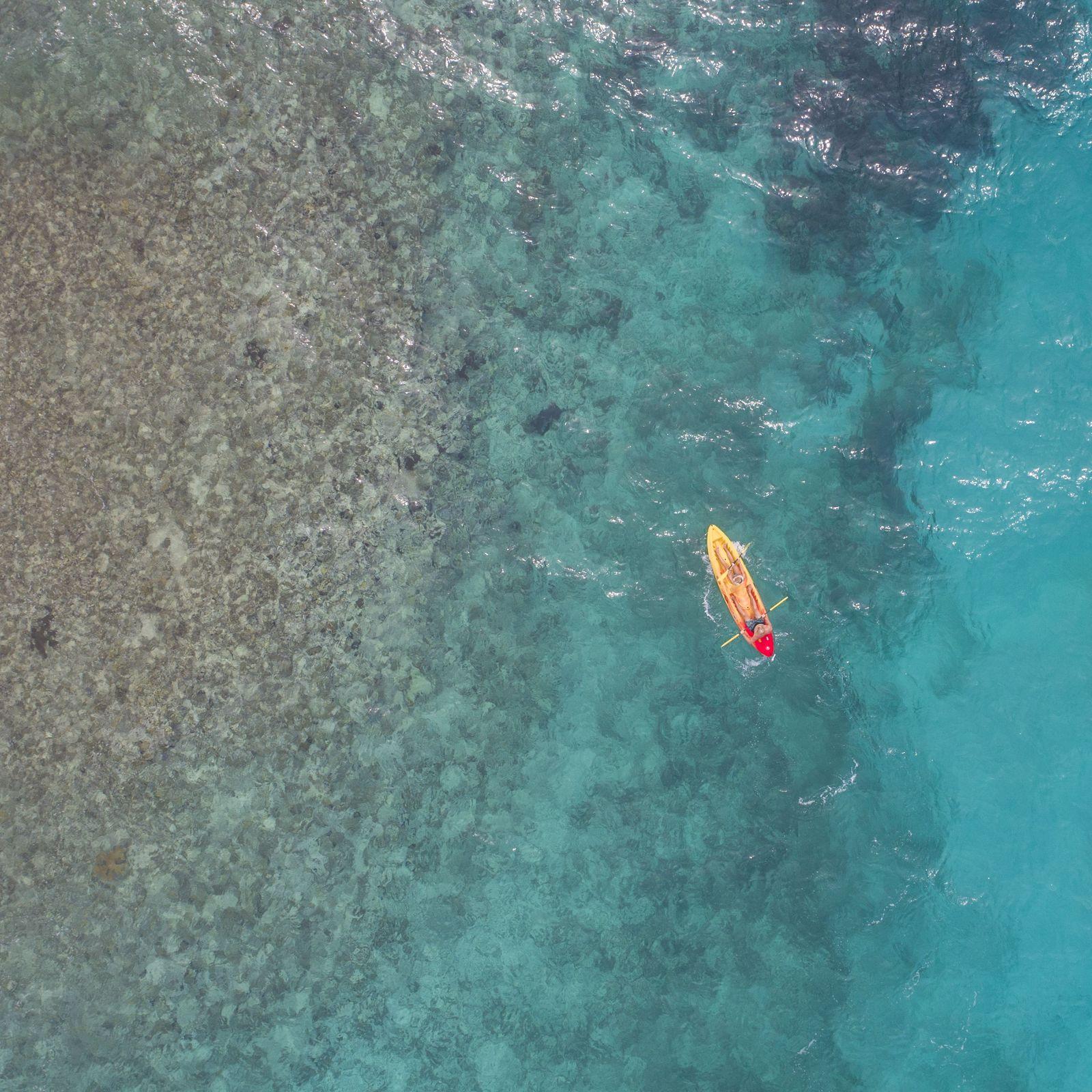 Practicar kayak en República Dominicana cerca de Occidental Punta Cana