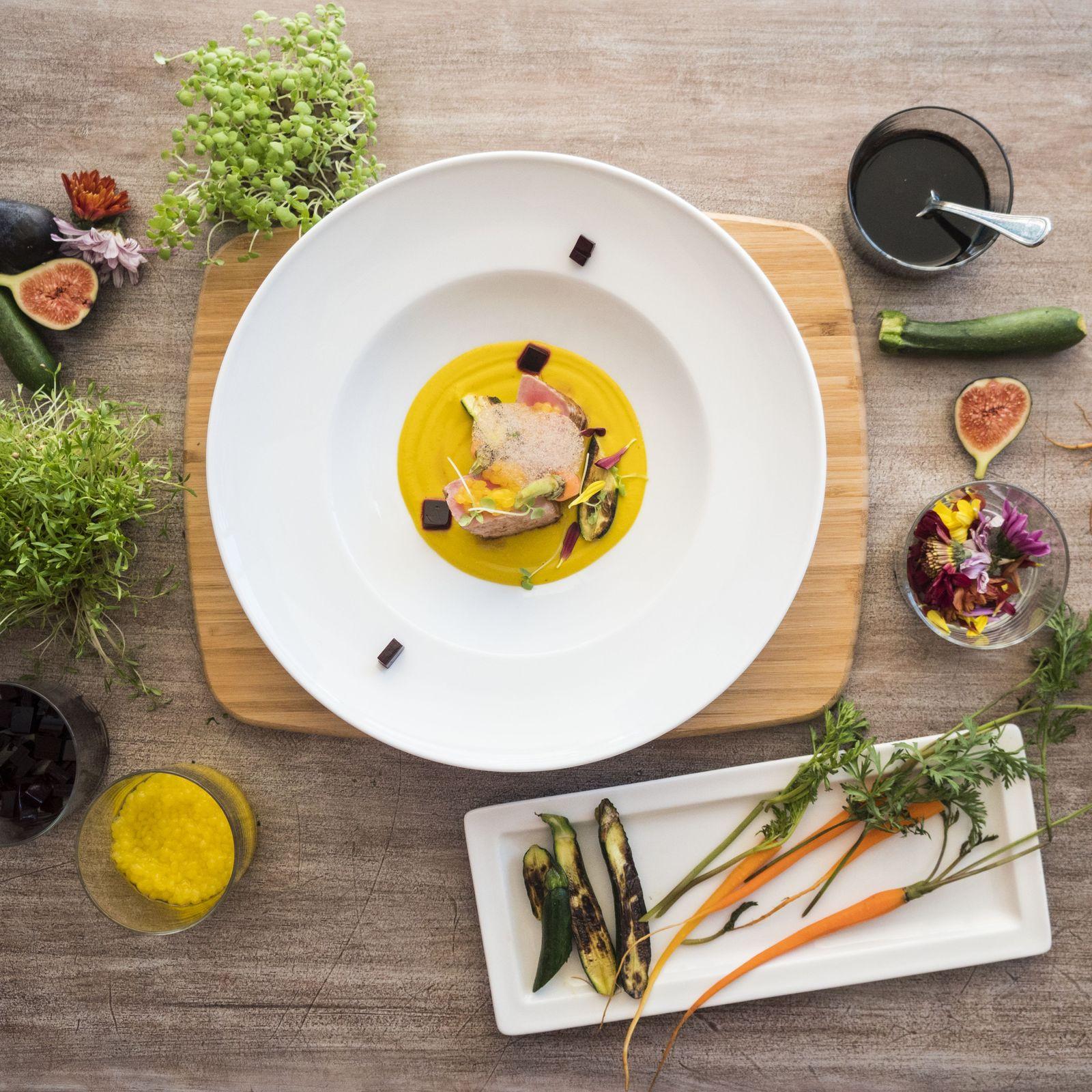 Los mejores restaurantes del Barceló Maya Grand Resort en México