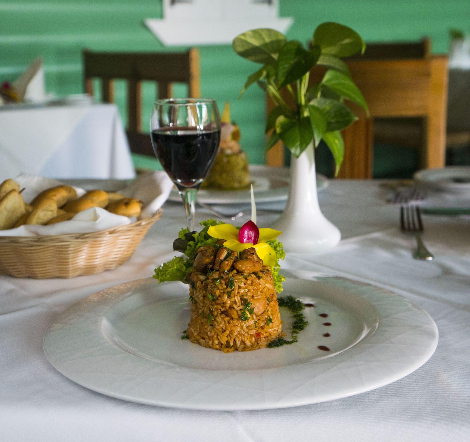 Mejor restaurante en Punta Cana recetas dominicanas