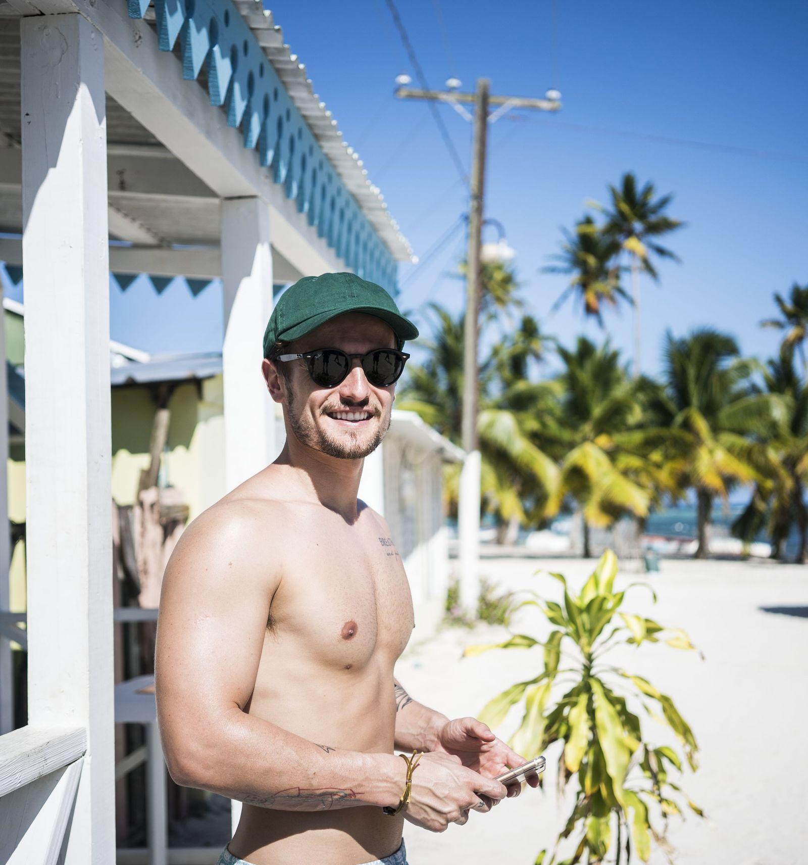 República Dominicana influencer blogueiro de viagens em Playa Bávaro