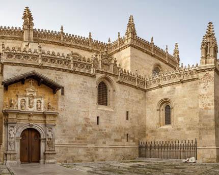 La Cappella Reale di Granada: sepolcro dei Re Cattolici