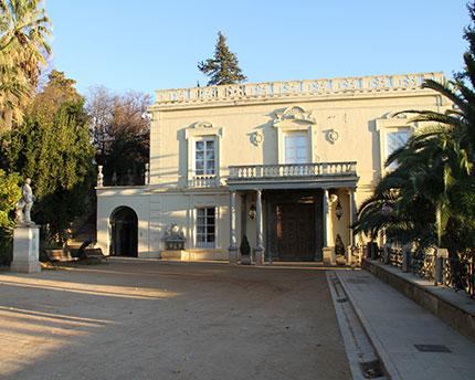 Carmen de los Mártires, a spectacular garden with a lengthy history