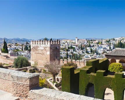 Qué ver en Granada, barrio de Sacromonte