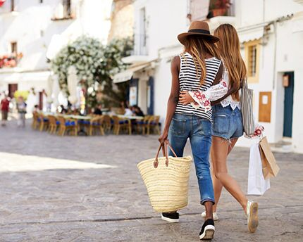 Shopping in Granada: Required stops