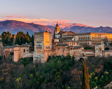 A sensory journey through the Alhambra