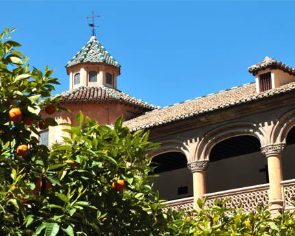Monastery of San Jerónimo, Granada's Renaissance jewel