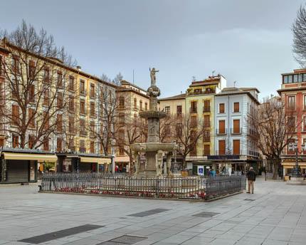Plaza de Bib Rambla: Spiegel der tausendjährigen Geschichte Granadas