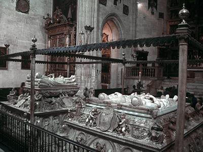 Tumba de los Reyes Católicos