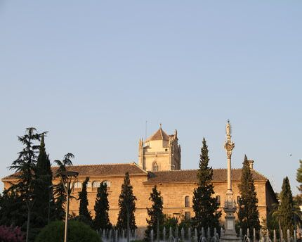The old Royal Hospital of Granada