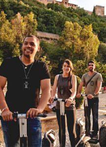 Tour en Segway Granada