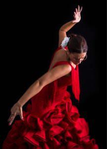 Espectaculo flamenco cueva de los Tarantos