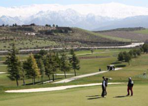 Experiencia Golf Granada