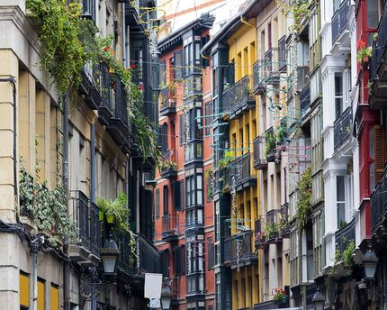 Casco Viejo: The roots of Bilbao