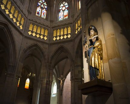 Bilbao's Santiago Cathedral: a journey to the heart of Gothic Basque Country