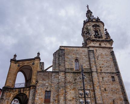 Iglesia de San Antón, el templo más popular de Bilbao