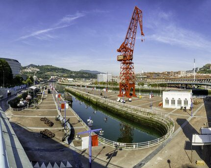 The Bilbao Maritime Museum: a step back in time to the most industrial of estuaries