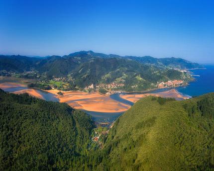 La riserva di Urdaibai, il gioiello naturale dei Paesi Baschi