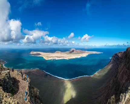 La Graciosa, the eighth Canary Island, forgotten by time… and tarmac