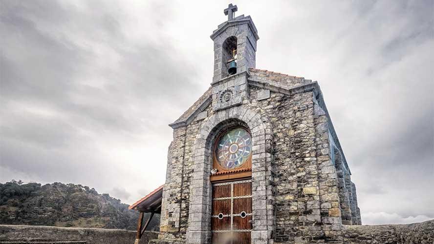 Ermita de San Juan de Gaztelugatxe