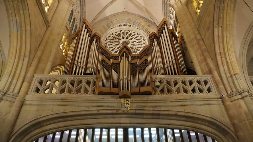 Órgano de la Catedral de Santiago de BIlbao
