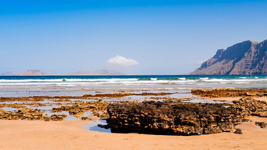 playa del ancla lanzarote