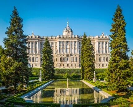 The Royal Palace of Madrid, a hymn to the Hispanic World