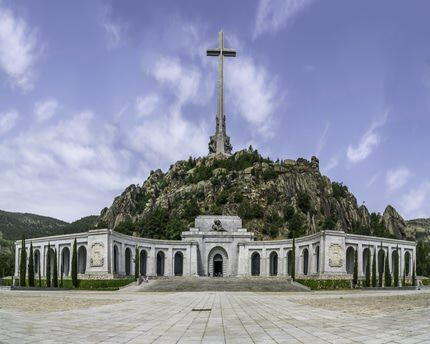 The Valle de los Caídos: Franco's controversial monument in the Sierra de Guadarrama