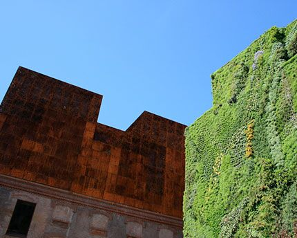 CaixaForum Madrid: industrial on the outside and avant-garde on the inside