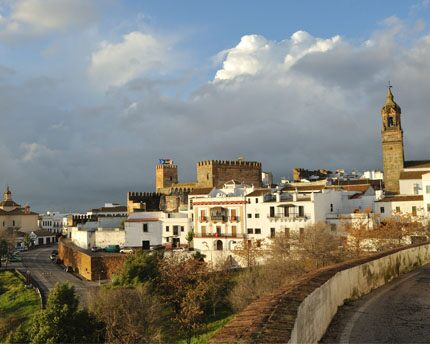 Carmona, beloved by kings and film-makers