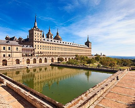 escorial madrid