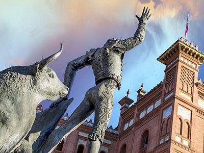 Estatua de El Yiyo en Las Ventas
