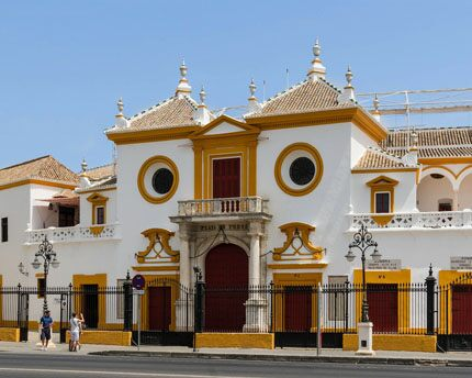 Seville's Maestranza, a bullfighting sanctuary with centuries of history